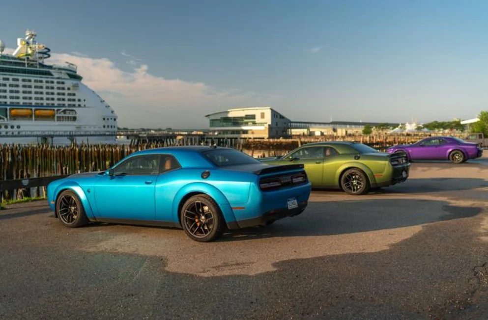 Introducing the New 2019 Dodge Challenger SRT Hellcat Redeye | Jeep