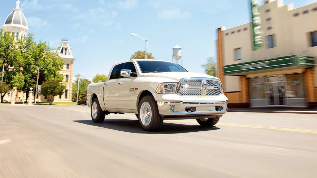 Dodge Ram 1500 Ecodiesel >> The 2017 Ram 1500 Ecodiesel Stands Out From The Crowd Jeep