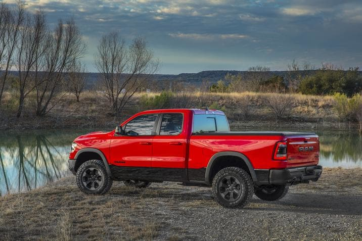 Best Family Truck >> Best Family Car Goes To The All New 2019 Ram 1500 Jeep