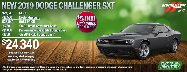 19 Challenger