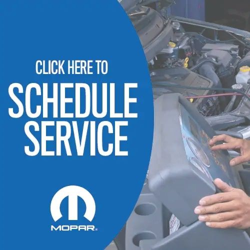 Schedule Service with Mopar